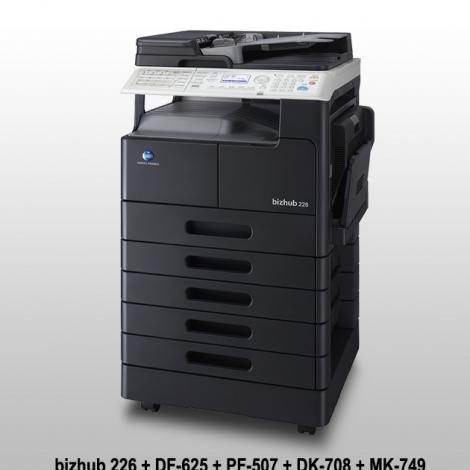 how to scan multiple pages into one pdf konica minolta